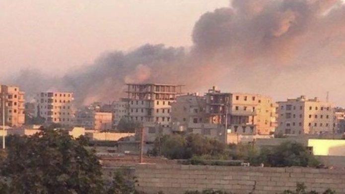 Serangan Udara Rusia Putuskan Persediaan Air ISIS