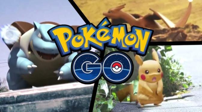 Asyik Bermain Pokemon Go, Ibu Hamil di China Alami Kebutaan