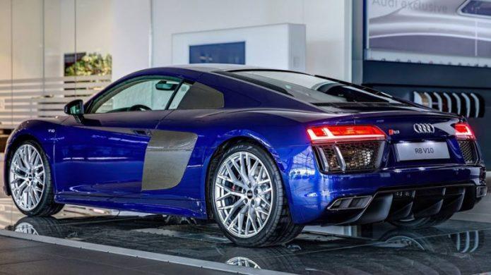 Audi R8 Bakal Gendong Mesin Porsche Panamera