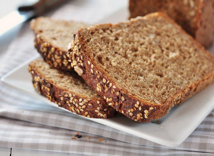 Manfaat Melimpah Makan Roti Gandum
