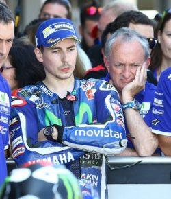 Protes Gaya Balap, Lorenzo Dinilai sebagai Penjahat MotoGP