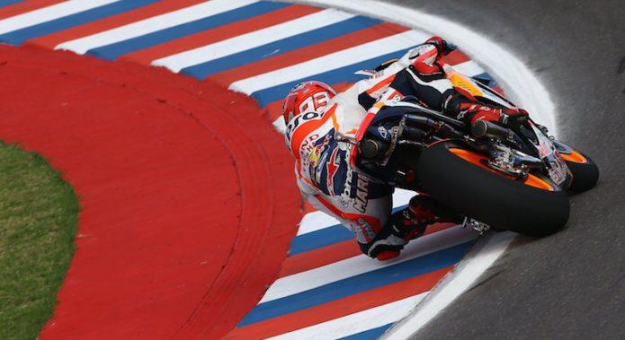 Start di Posisi Keempat, Marquez Pesimis Bisa Juarai GP San Marino