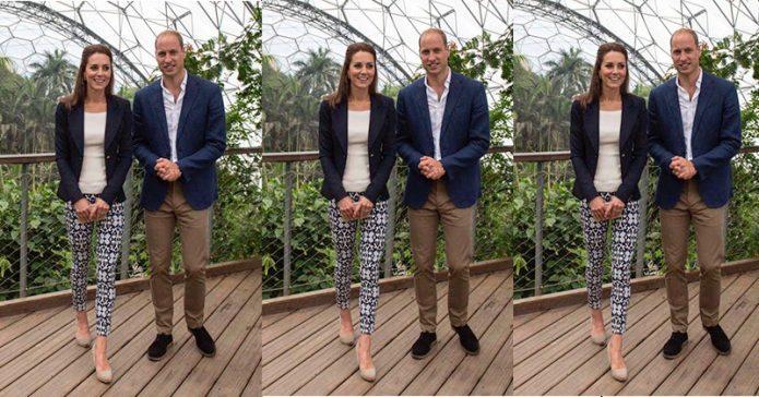 Celana 'Murah' Ini Dipakai Kate Middleton di Acara Kenegaraan