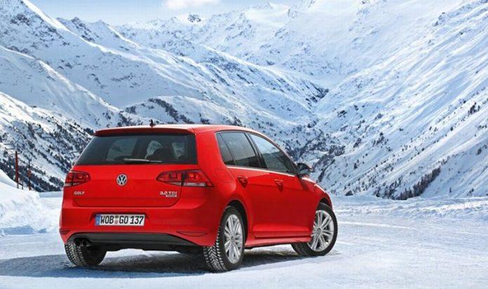 VW Belajar ke Subaru untuk Bikin Mobil Golf 4x4