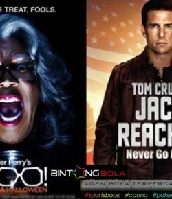 A Madea Halloween Singkirkan Jack Reacher di Puncak Box Office