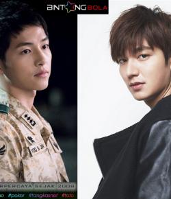 Song Joong Ki dan Lee Min Ho Tak Akan Bintangi Train to Busan 2 ?