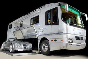 Lima Bus Mewah Termahal di Dunia dengan Fasilitas Kamar & Lounge