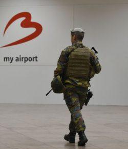Belgia Pakai Cara Israel untuk Amankan Bandara Brussels