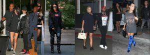 Setelah 'No Bra' Sekarang Tren 'No Pants' Melanda Keluarga Kardashian-Jenner