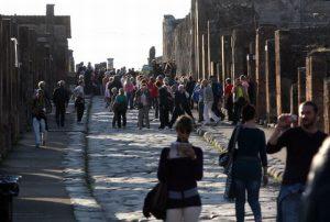 Pompeii Buka Akses untuk Wisatawan Pengguna Kursi Roda
