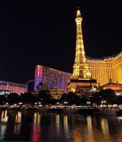 Las Vegas Rencanakan Pesta Tahun Baru Besar-Besaran