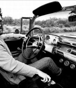 Mobil Klasik Chevrolet Bel Air Inspirator Lagu 'Born to Run' Dilelang