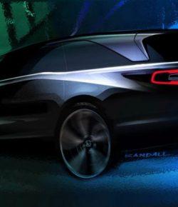 Sketsa Honda Odyssey Terbaru Terinspirasi dari 'Coretan' Anak-Anak