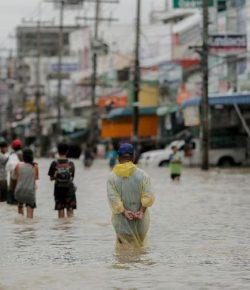 Banjir Besar di Thailand, 25 Orang Tewas