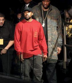 Lagu Baru Kanye West Terinspirasi Perampokan Kim Kardashian