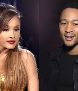 Ariana Grande dan John Legend Siap Kolaborasi di Lagu Beauty and The Beast