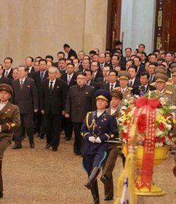 Saat Kim Jong Nam Dibunuh, Korut Rayakan Ultah Kim Jong Il