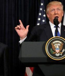 Trump 100 Persen Dukung Jepang setelah Korut Luncurkan Rudal