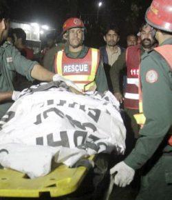 Ledakan yang Tewaskan 10 Orang di Pakistan Bukan Terorisme