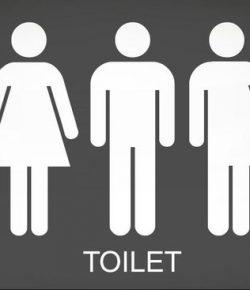 Trump Cabut Aturan Simbol Toilet Transgender Gagasan Obama