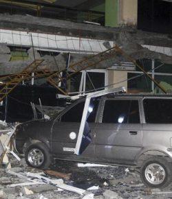 Gempa 6,7 SR Guncang Filipina, 4 Orang Tewas