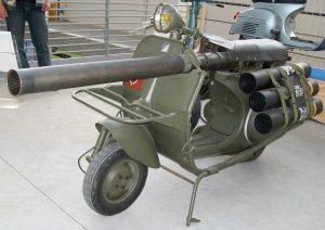 Nih, 10 Motor Terbaik yang Digunakan Perang