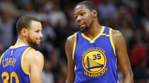 Kevin Durant Jadi Motor Kemenangan Warriors Atas Clippers