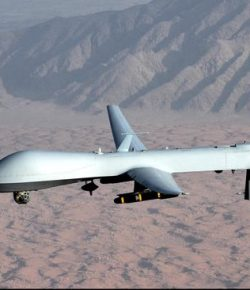 China Kembangkan Drone Siluman Anti-Rudal
