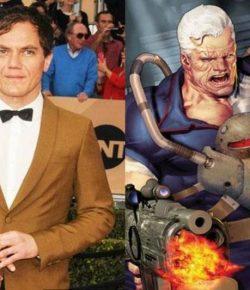 Giliran sang Jenderal Zod Digosipkan Perankan Cable di Deadpool 2