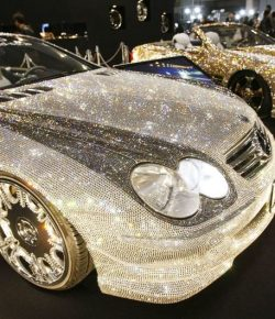 Koleksi Mobil Raja & Pangeran Kaya di Timur Tengah