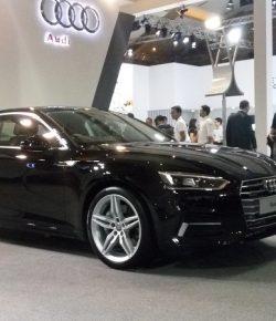 Audi A5 Coupe Sapa Pengunjung IIMS 2017