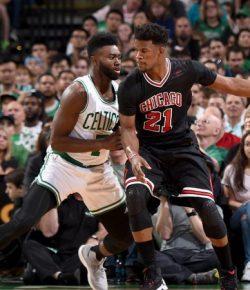 Bulls Tumbangkan Pacers di TD Garden