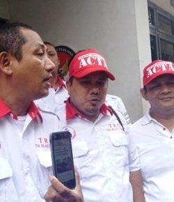 Diperiksa sebagai Pelapor Pembagian Sembako, 20 Anggota ACTA Sambangi Bawaslu DKI