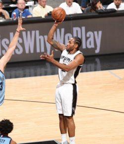 Menang di AT&T Center, Spurs Kini Ungguli Grizzlies 2-0