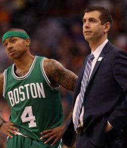Meski Boston Celtics Keok di Game Pertama, Isaiah Thomas Banjir Dukungan
