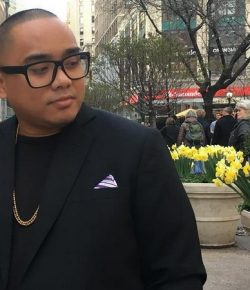 Saykoji, Master Rapper Indonesia Rekaman di New York