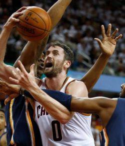 Tuai Kemenangan di Game Kedua, Cavaliers Unggul 2-0 dari Pacers