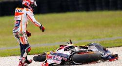 Ungkap Kesalahan Terbesarnya, Marquez: Saya Paling Kecewa di GP Australia
