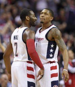 Wizards Tumbangkan Hawks di Verizon Center