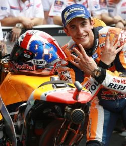 Duo Honda Berkuasa di GP Jerez, Marquez: Kami Akan Mengulangnya di Le Mans