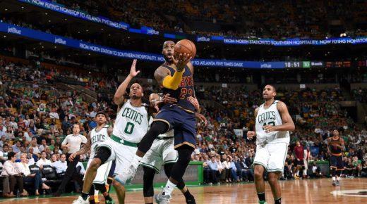 Kalahkan Celtics, Game Pertama Final Wilayah Timur Jadi Milik Cavaliers