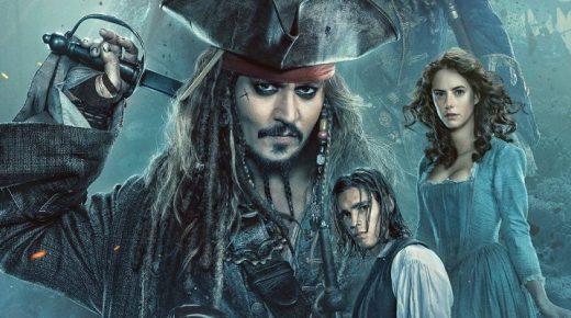 Movie Review: Pirates of the Caribbean: Salazar'z Revenge