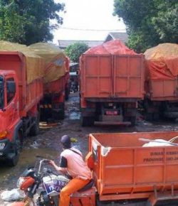 Sampah Jakarta Berkurang 3.000 Ton Selama Mudik Lebaran