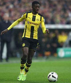 Tampil Impresif Bersama Borussia Dortmund, Samuel Umtiti Sebut Barcelona Incar Ousmane Dembele