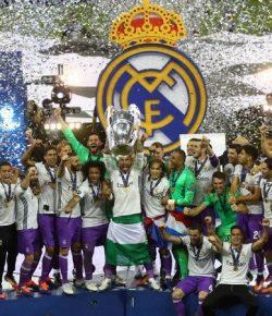 Real Madrid, Klub Pertama yang Juara Back-to-Back di Era Liga Champions