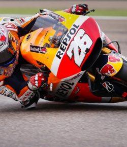 Berpotensi Diguyur Hujan, Pedrosa: Saya Berharap Finis di Posisi 10 Besar di MotoGP Assen