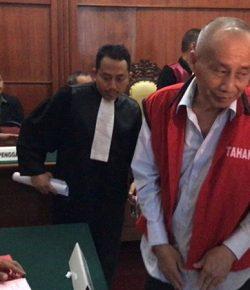 Gelapkan Uang Pembelian Tanah Rp2 M, Residivis Divonis 2 Tahun Penjara