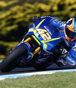 Jelang Race MotoGP Belanda 2017, Alex Rins: Saya Akan Enjoy dan Kembalikan Kepercayaan Diri