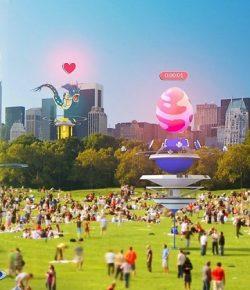 Proses Update Besar 'Pokemon Go' Mulai Jajaki Android dan iOS