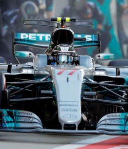 Miliki Peluang Bersaing Juarai F1 2017, Valtteri Bottas Tak Ingin Jemawa